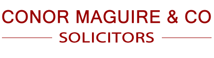 Conor Maguire & Co Solicitors Logo