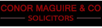 Conor Maguire & Co Solicitors Logo